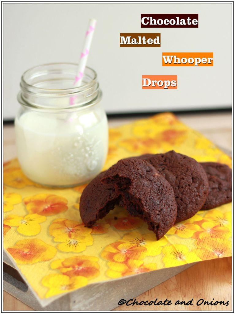 Choclolate Malted Whooper Drops