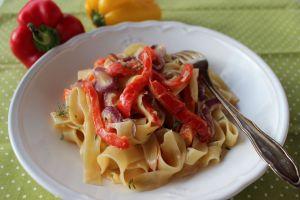 Paprika-Pasta II