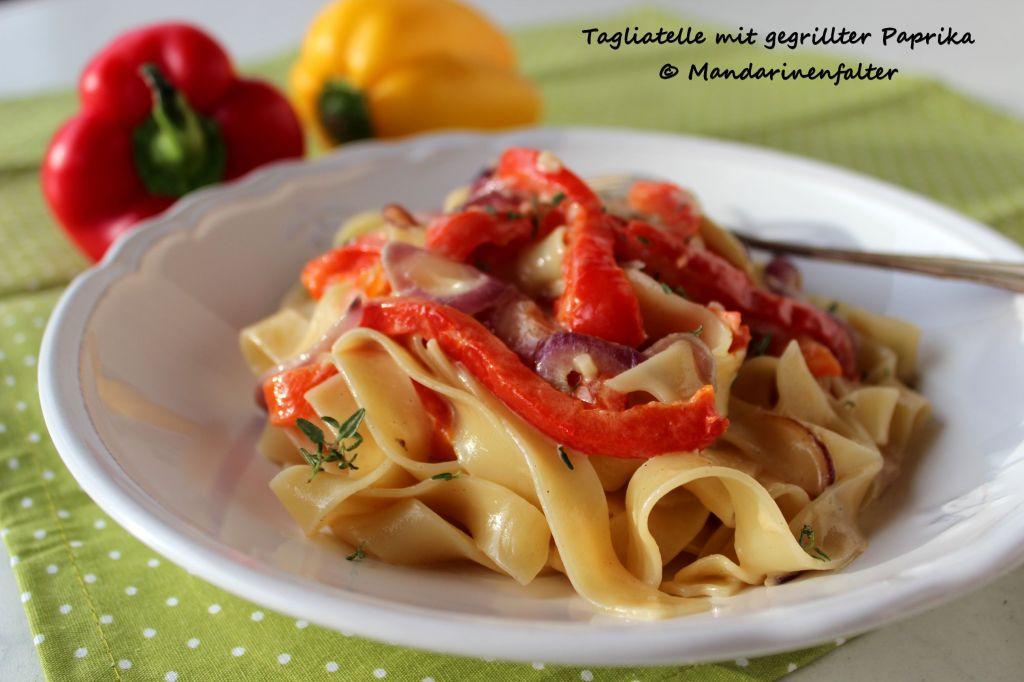 Paprika-Pasta
