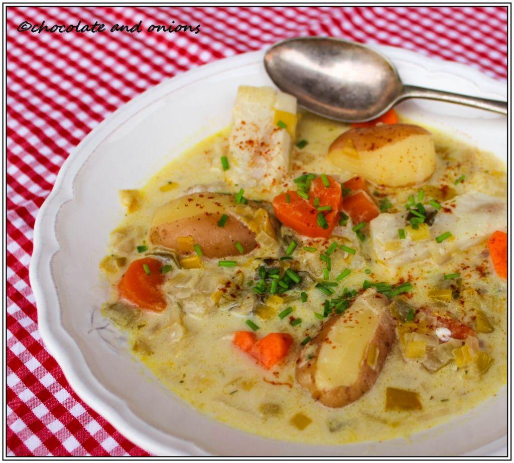 Fischsuppe II