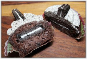 Oreo Cupcake III