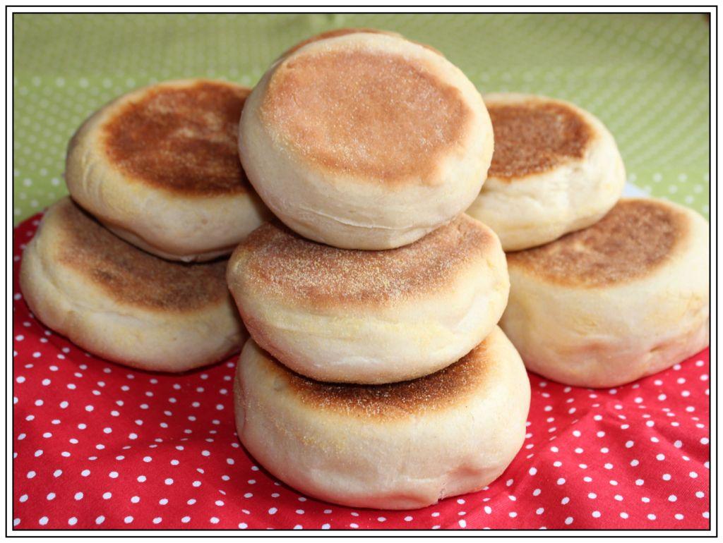 Englische Muffins II