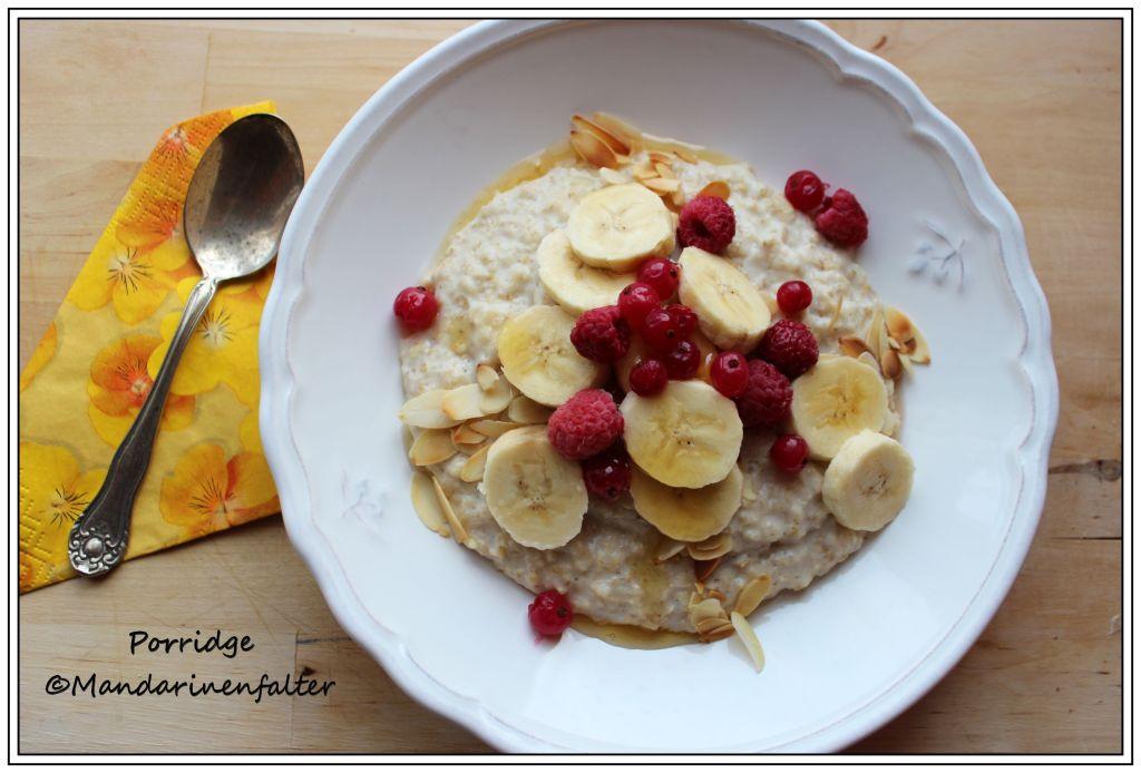 Porridge I