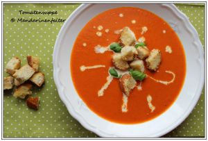 Tomatensuppe I
