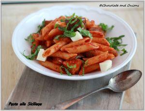 Pasta Siciliana I