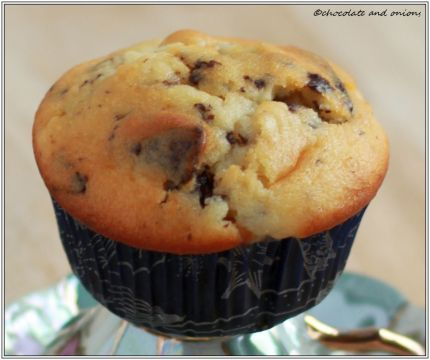 Banana Chocolate Muffins II