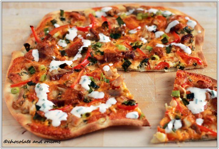 Ranch Pizza I
