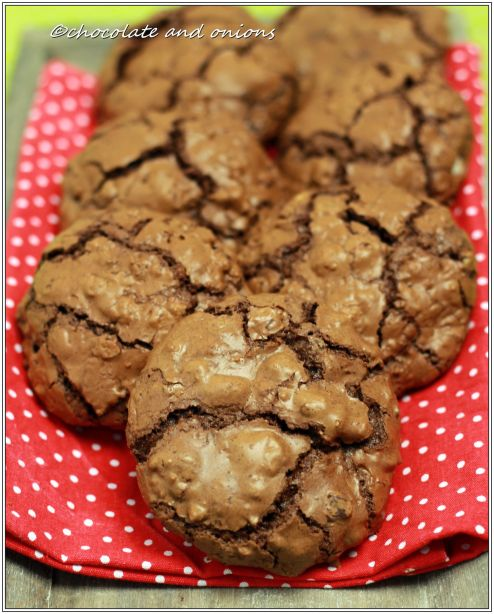 Brownie Cookies II