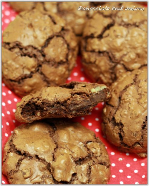 Brownie Cookies III