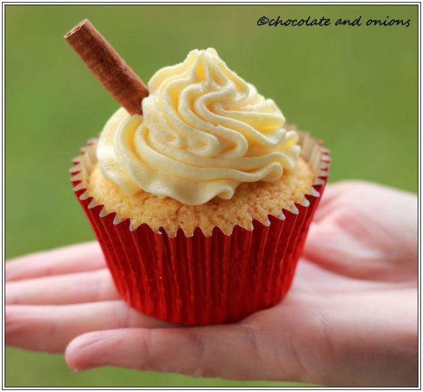 Eierlikör Cupcakes II