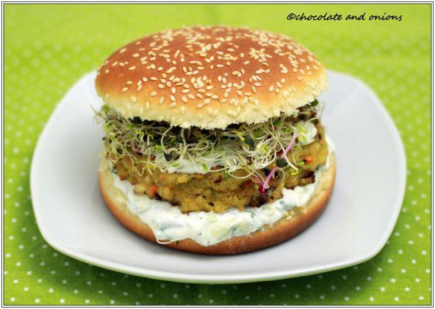 Quninoa Burger II