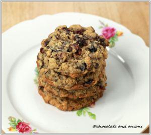Haferflocken Schoko Cookies II