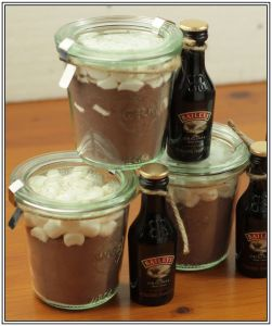 Hot Chocolate I