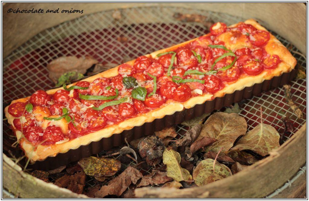 Tomatenpizza II