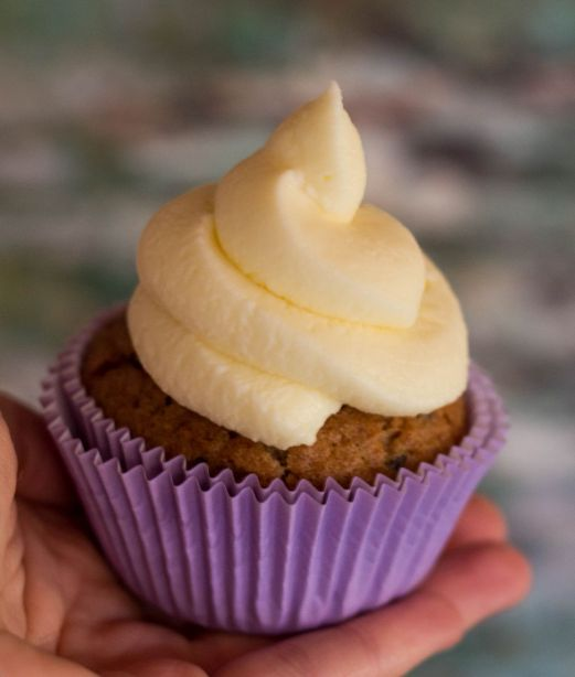 Carrott Spice Cupcakes I