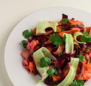Karottensalat 1